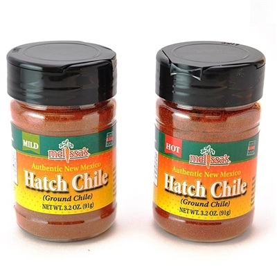 Hatch Chile Powder Shakers Red
