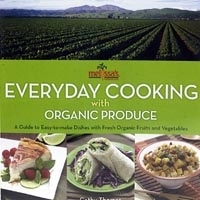 Melissas Everyday Cooking with Organic Produce with Gift Box
