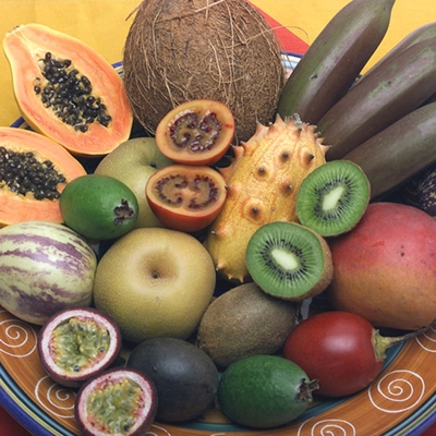 6 Month Subscription of Melissas Exotic Fruit