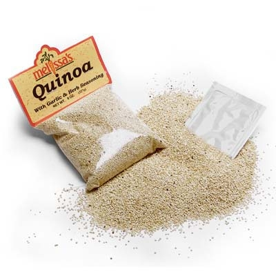 Quinoa with Seasoning Packet