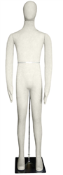 Fully Posable Male Mannequin in Beige