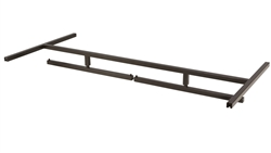 Adjustable Swivel Hang Bar for Bronze Freestanding Merchandising Unit