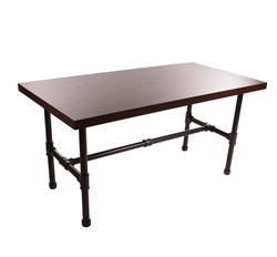 Small Nesting Table from Zing Display in Dark Brown