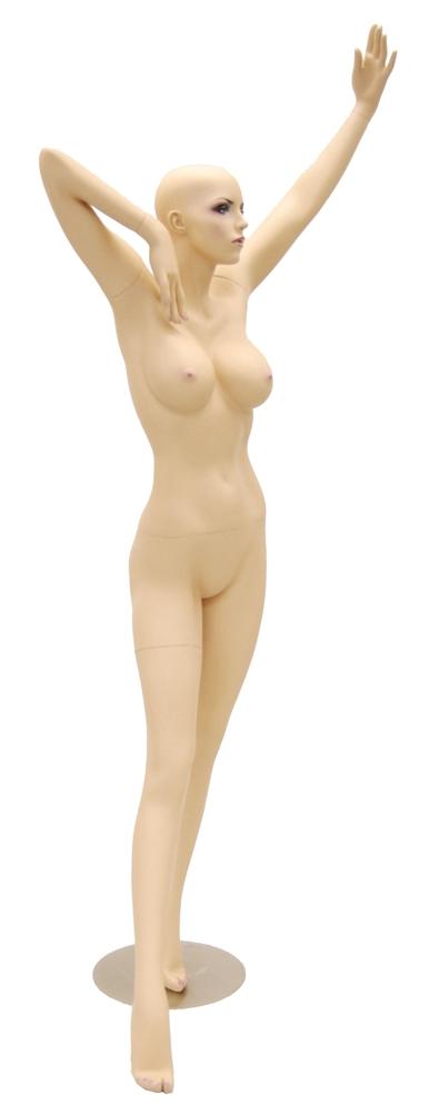Avata Full Body Fleshtone Sexy Female Mannequin  Female -4109