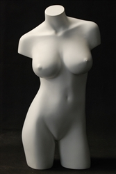 Sexy Headless White Female Torso