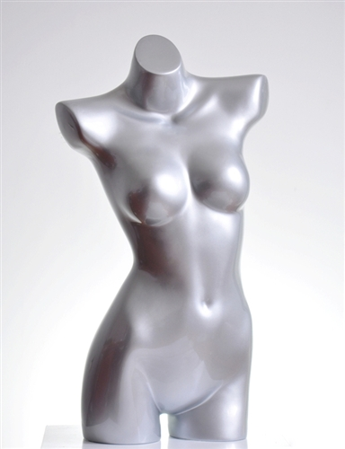 3/4 Female Torso Form