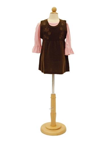 Toddler Dress Form from www.zingdisplay.com