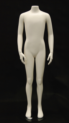 Headless Teenage Mannequin from www.zingdisplay.com