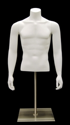 Photo: Headless Mannequin Form | Parker Male Headless Mannequin Form