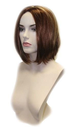 Shoulder Length Display Wig