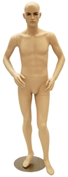 Teenage Male Mannequin from www.zingdisplay.com