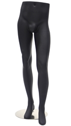 Male Standing Pant Display Form Black