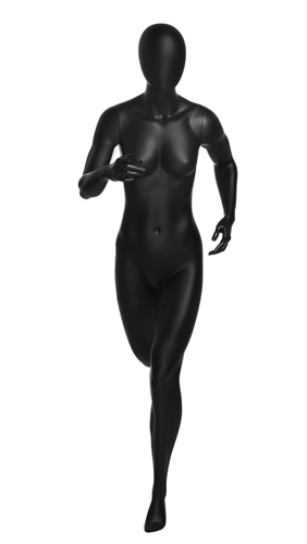 Female Mannequin in Running Pose