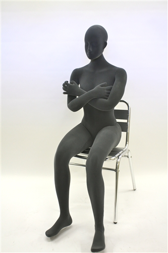DaVinci Flexible Foam Female mannequin from Zing Display