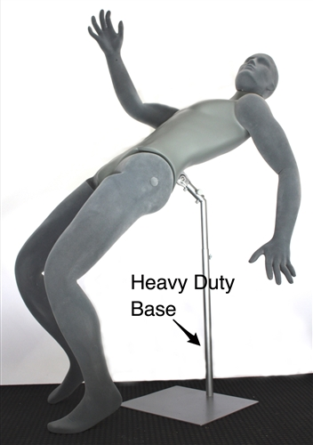Heavy Duty Mannequin Base