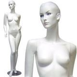 Realistic Side Posed Full Sized Female Mannequin