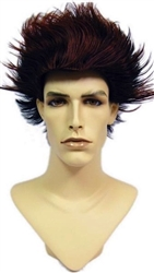 Spiked Rocker wig for mannequin or head display