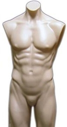 Photo: Headless Display Form | Male Headless Upper Torso Display Form