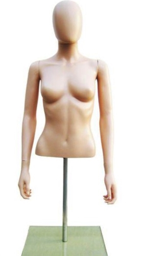 Photo: Female Mannequin Form |  Female Headless Display Form