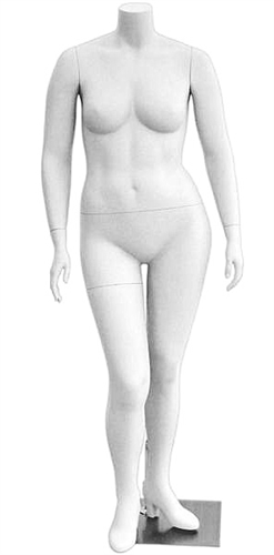Photo: Celinda Female Mannequin - Plus Size Collection Headless