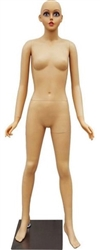 Teenage Girl  Mannequin 5' 5'' in Plastic