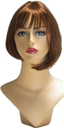 Brown Display Wig