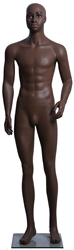 "African American Male Mannequin 5'9"" Tall"