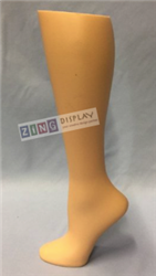 Women's Knee-High Sock Foot Form Self-Standing