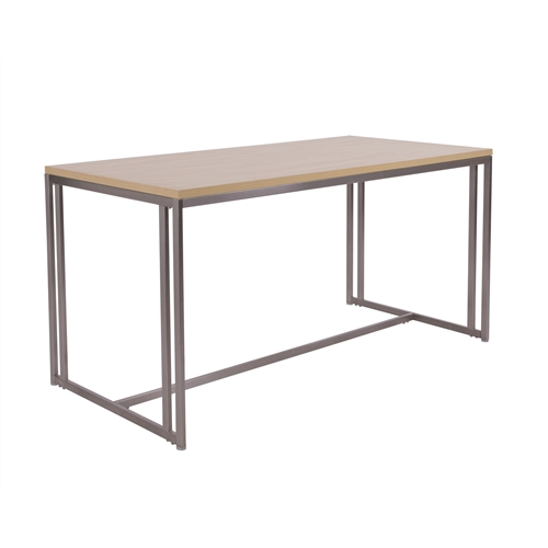 Large Nesting Display Table - Satin Nickel