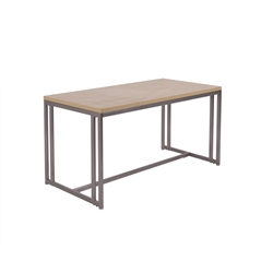 Small Nesting Display Table - Satin Nickel