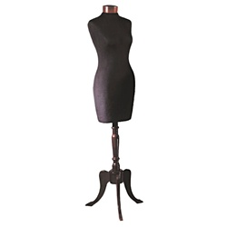 Photo: Female Dress Form Mannequin | Classix Display Form Collection | Vintage Dress Mannequin