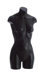 Photo: Delbin 3/4 Female Mannequin Form | Duraplus Display Form Collection | Female Body Form
