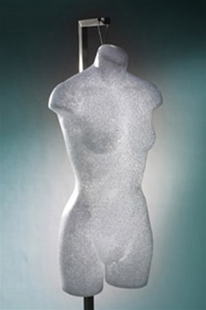 Photo: Devona 3/4 Female Mannequin Form | Duraplus Display Form Collection | Female Body Form