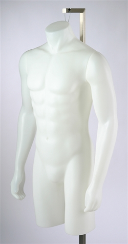 Photo: Headless Display Form |   3/4 Torso Display Form