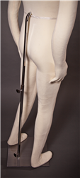 Replacement Pole and base for Flexible mannequin