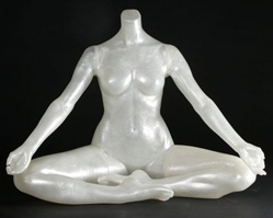 Photo: Yoga Mannequin Female