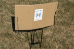 Best of the West Steel Target Stand