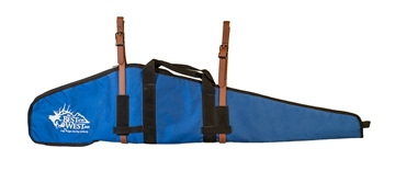 Soft Rifle Scabbard - Huskemaw Blue