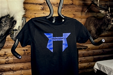 Huskemaw T-shirt with Black Logo