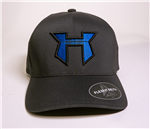 Huskemaw Optics Hat -  Black Flexfit