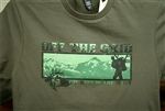 Off the Grid T-shirt Olive