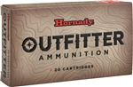 Hornady Outfitter Ammunition 300 Winchester Magnum 180 Grain GMX Lead-Free