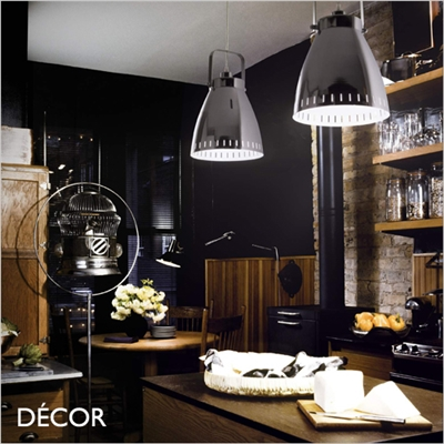 PRESA PENDANT LIGHT, CHROME