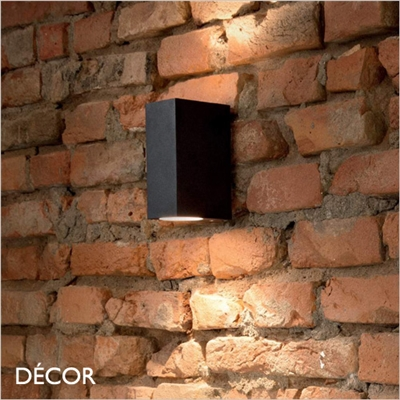 UP OUTDOOR WALL LIGHT, WATER & MOISTURE RESISTANT