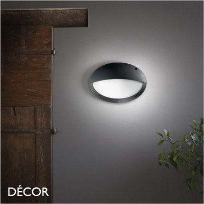 MADDI 2 OUTDOOR WALL LIGHT, WATER & MOISTURE RESISTANT