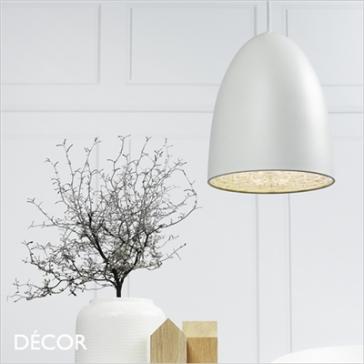 NEXUS 20 PENDANT LIGHT, WHITE