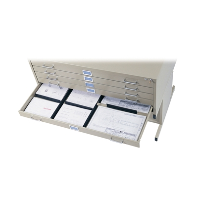 Safco Flat File Drawer Dividers