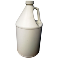 1 Gallon Plastic Bottle with Lid