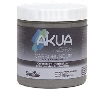 Akua Carborundum Platemaking Gel