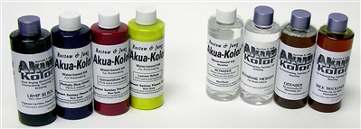 Akua Kolor Process Color Set (Kit #3)